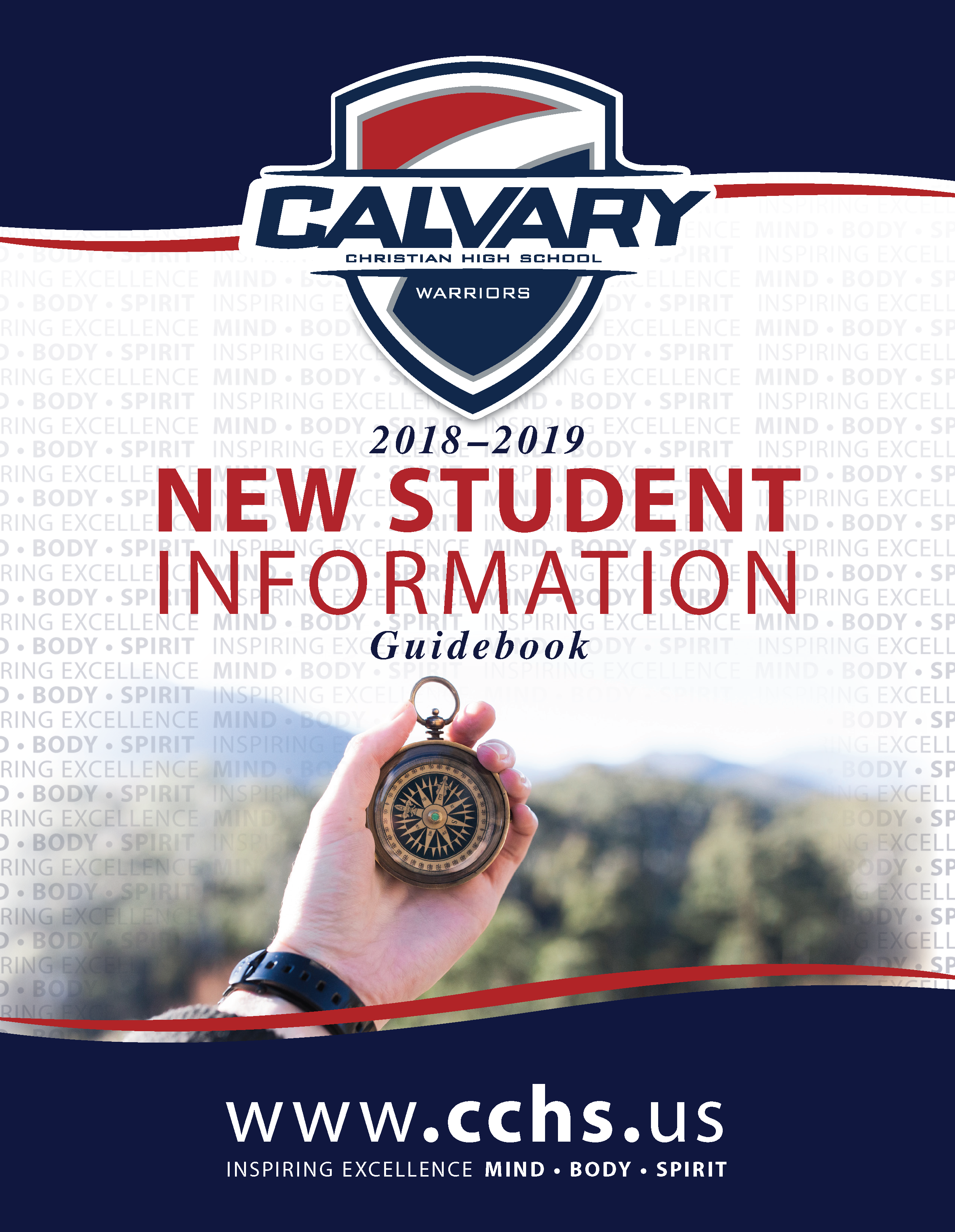 New Student Information Guidebook