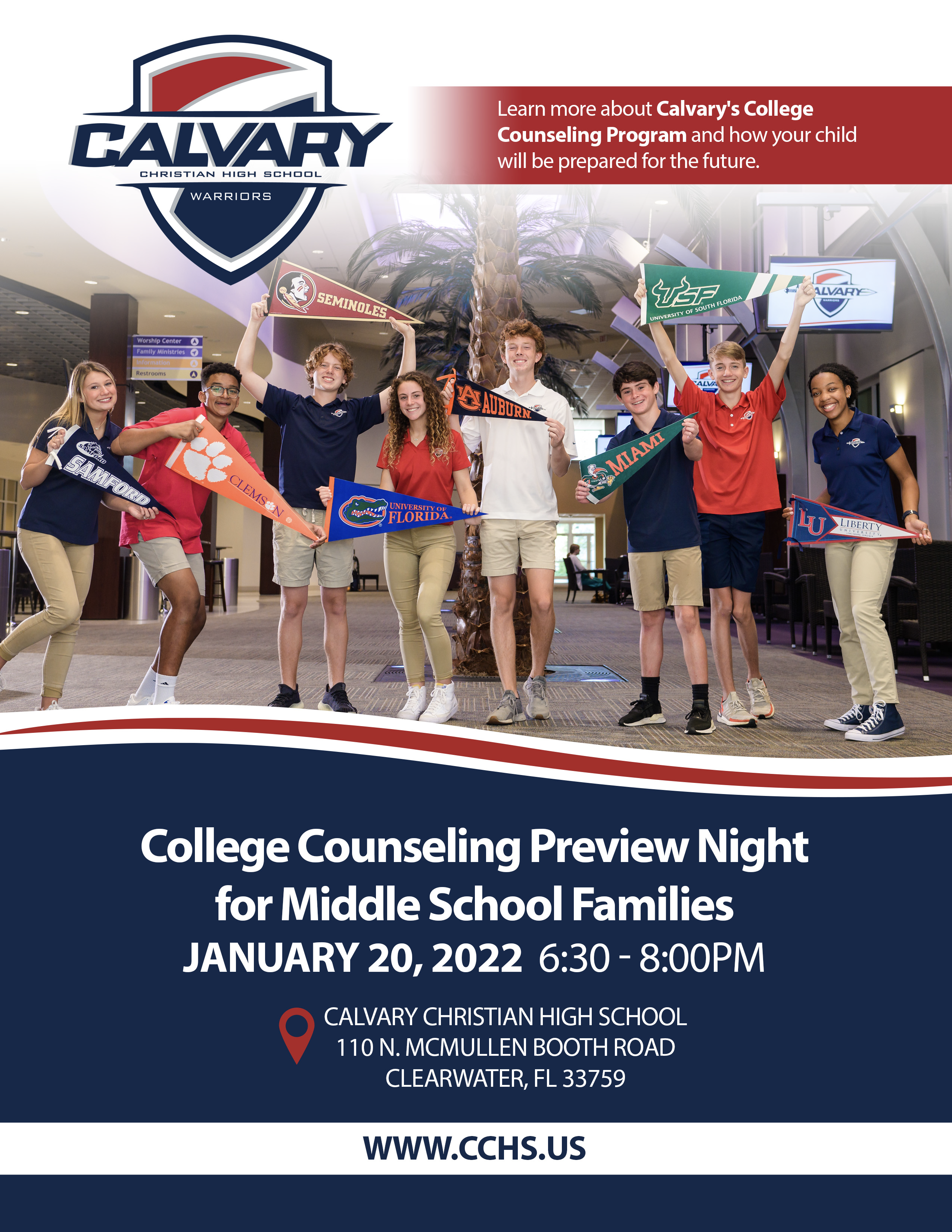 College Counseling Preview