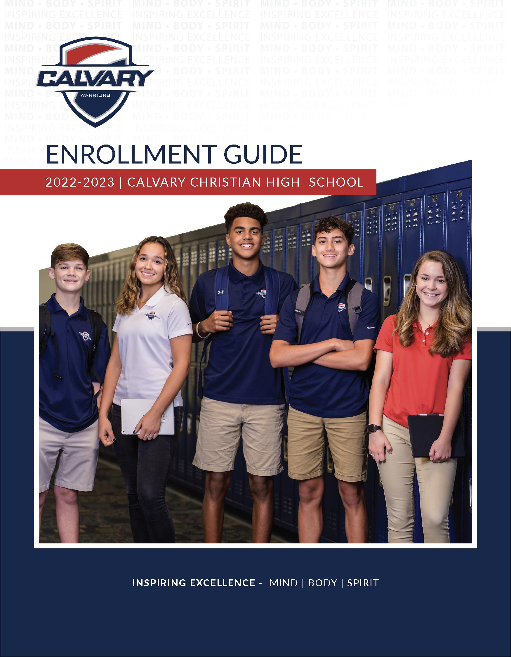 Enrollment Guide Image