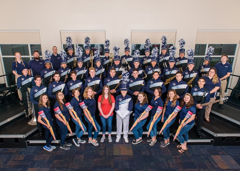 2019 Warrior Marching Band