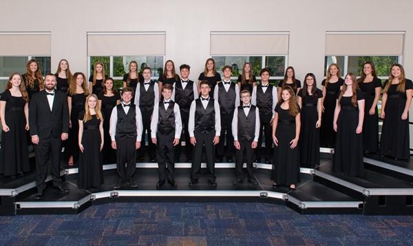 2017-18 Calvary Choir